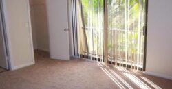 2 Bed room 2.5 bath Town home