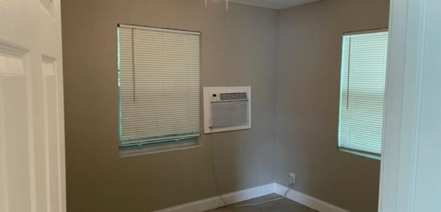 2 Bedroom 1 Bathroom Quadplex