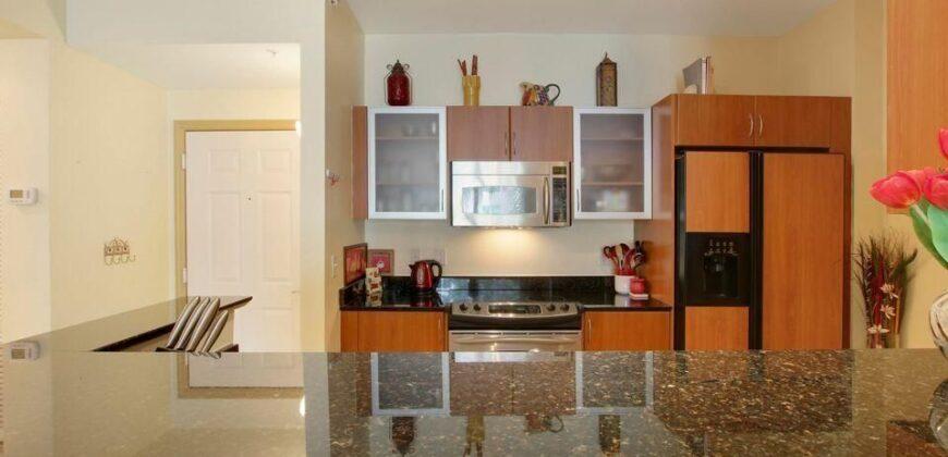 1 Bedroom 1 Bath Condominium